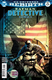 Detective Comics (1937), Période Rebirth (2016) -937- Rise of the Batmen - Part Four