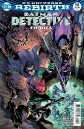 Detective Comics (1937), Période Rebirth (2016) -938- Rise of the Batmen - Part Five