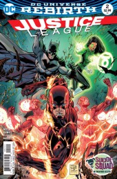 Justice League (2016) -2- The Extinction Machines Part Two
