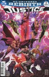 Justice League (2016) -3- The Extinction Machines Part Three