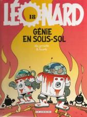 Léonard -18c- Génie en sous-sol