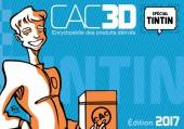 (DOC) CAC3D -7- CAC3D - édition 2017 - Spécial Tintin