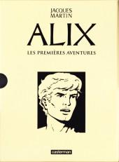 Alix -INT en Cof- Les Premières Aventures