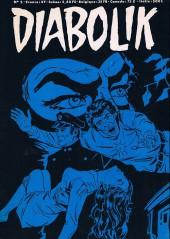Diabolik Géant -2- Dossier diabolik