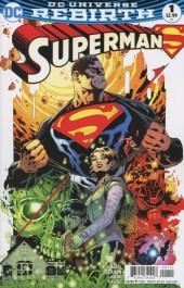 Superman (2016) -1- Son of Superman