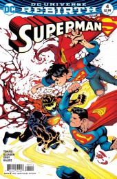 Superman (2016) -4- Son of Superman - Part Four