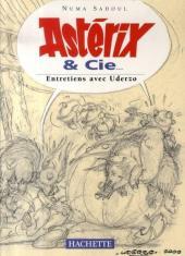 (AUT) Uderzo, Albert -2001- Astérix & Cie - Entretiens avec Uderzo