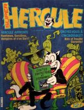 Hercule (Collection Super Hercule) -8- Fantômes, sorcières, vampires…