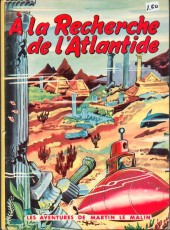 Martin le Malin -10- À la recherche de l'Atlantide