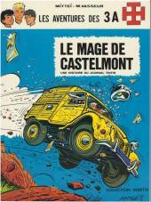 3 A (Les aventures des) -6'- Le mage de Castelmont