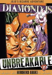 Jojo's Bizarre Adventure - Diamond is unbreakable -17- Tome 17