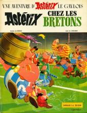 Astérix -8a1974- Astérix chez les Bretons