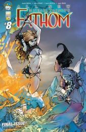 Michael Turner's Fathom Vol.5 (Aspen comics - 2013) -8A- Sins of the Father
