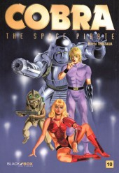 Cobra - The Space Pirate (Black Box Éditions) -10- Tome 10
