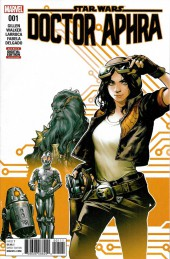 Star Wars: Doctor Aphra (2017) -1- Book 1, Part I : Aphra