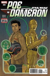 Poe Dameron (2016) -9- Book III, Part II : The Gathering Storm