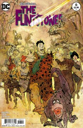 Flintstones (The) (2016) -6- The End Of The World As We Know It