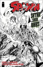 Spawn (1992) -259a- Satan Saga Wars Part 1