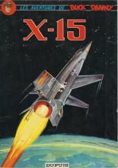 Buck Danny -31a1969- X-15