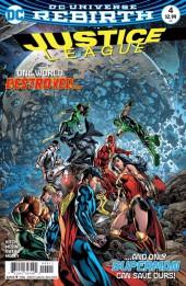 Justice League (2016) -4- The Extinction Machines Part Four