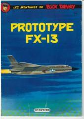 Buck Danny -24a74- Prototype FX-13