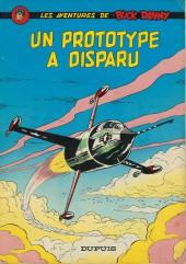 Buck Danny -21a1971- Un prototype a disparu