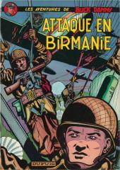 Buck Danny -6b1971- Attaque en Birmanie
