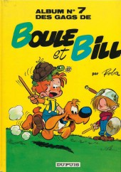 Boule et Bill -7a74- Album N°7 des gags de Boule et Bill
