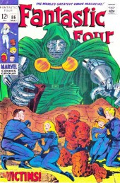 Fantastic Four (1961) -86- Victims!