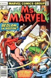 Ms. Marvel (1977) -13- Homecoming!