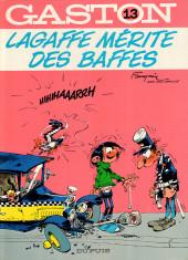 Gaston -13a1985- lagaffe merite des baffes