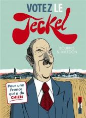 Le teckel -3- Votez le Teckel