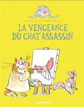 Le chat assassin -3- La vengeance du chat assassin