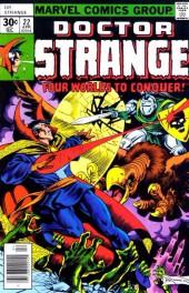 Doctor Strange (1974) -22- Mind Trip!