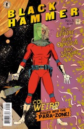Black Hammer (2016) -5VC- The Odyssey of Randall Weird