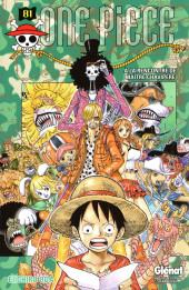 One Piece -81- À la rencontre de Maître Chavipère