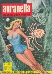 Auranella (Gemini) -1- Les fantômes de la galaxie