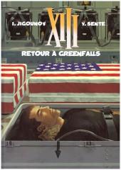 XIII -22FL- Retour à Greenfalls