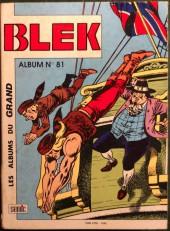 Blek (Les albums du Grand) -Rec81- Album N°81 (du n°484 au n°486)