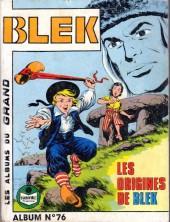 Blek (Les albums du Grand) -Rec76- Album N°76 (du n°469 au n°471)