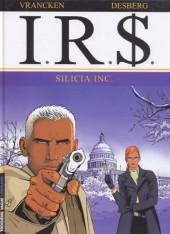 I.R.$. puis I.R.$ -5b13- Silicia inc.