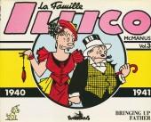 La famille Illico -INT3- Vol.3 - 1940/1941