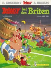 Astérix (en allemand) -8SP02- Asterix bei den Briten