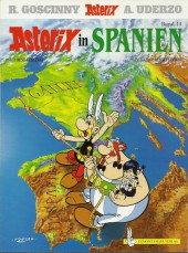 Astérix (en allemand) -14SP01- Asterix in Spanien