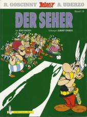 Astérix (en allemand) -19SP02- Der Seher