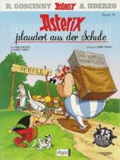 Astérix (en allemand) -32SP06- Asterix plaudert aus der Schule