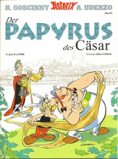 Astérix (en allemand) -36- Der Papyrus des Cäsar