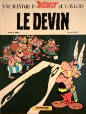 Astérix -19a1974- Le devin