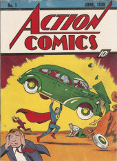 Action Comics (1938) -1- Superman, Champion of the Oppressed
