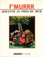 Jehanne d'Arc -INT- Jehanne au pied du mur (+ Tim Galère)